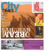 Khaleej Times - City Times - Dr. Apa - 31st January 2015